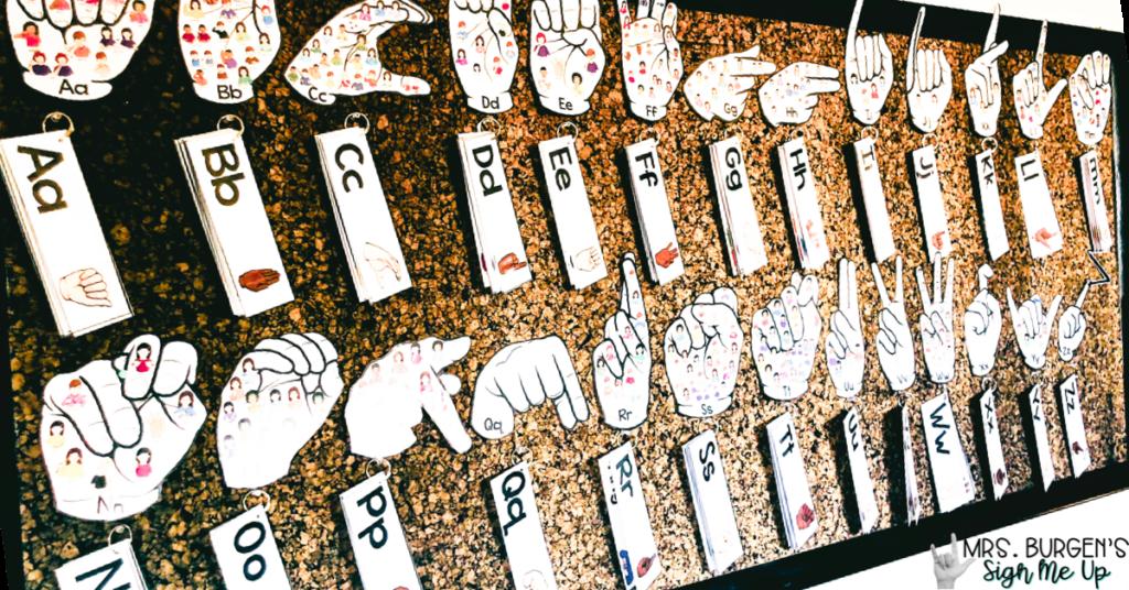 ASL-word-wall